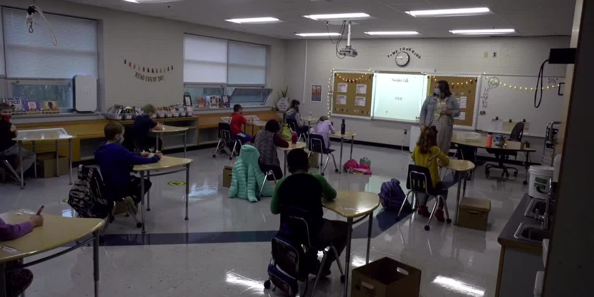 ACPS kicks off stage 3, about 2,700 students head back to classroom for hybrid learning