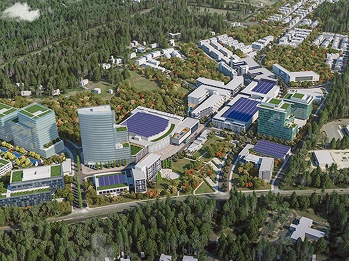 Henrico County endorses billion-dollar 'eco-district' development with 17,000 seat arena