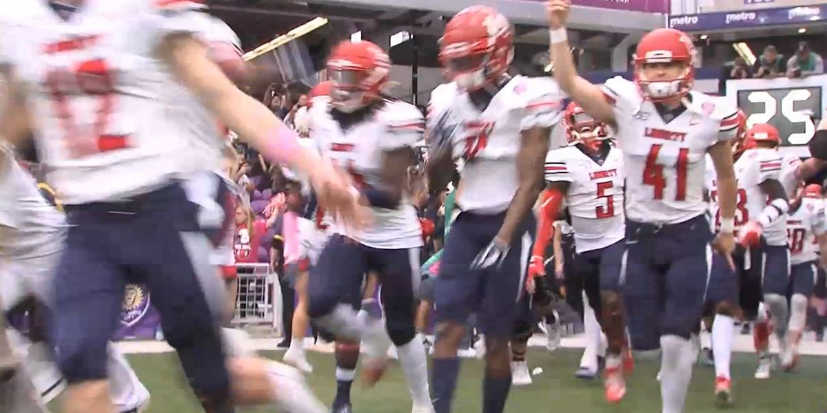 Liberty defeats Georgia Southern 23-16 in Cure Bowl