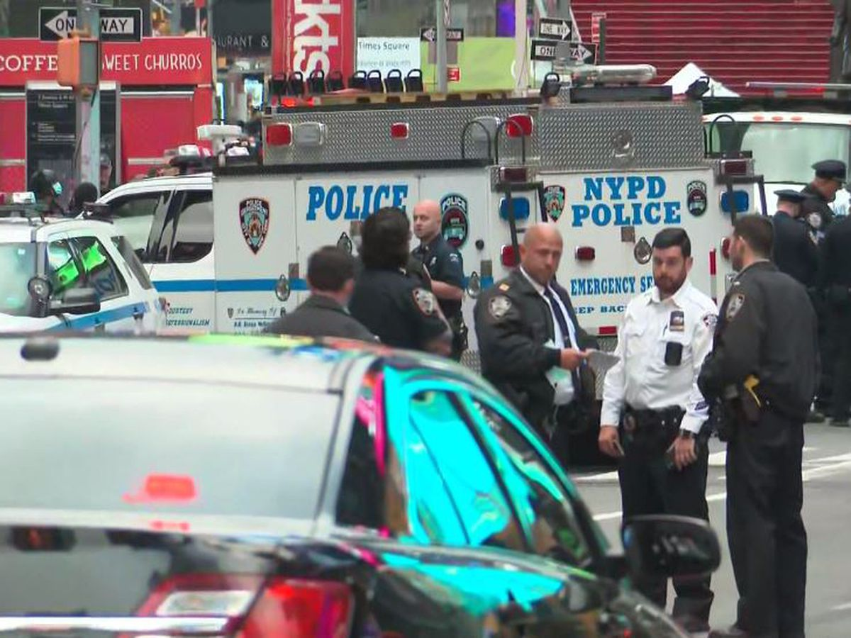 Times Square shooting suspect arrested in Florida