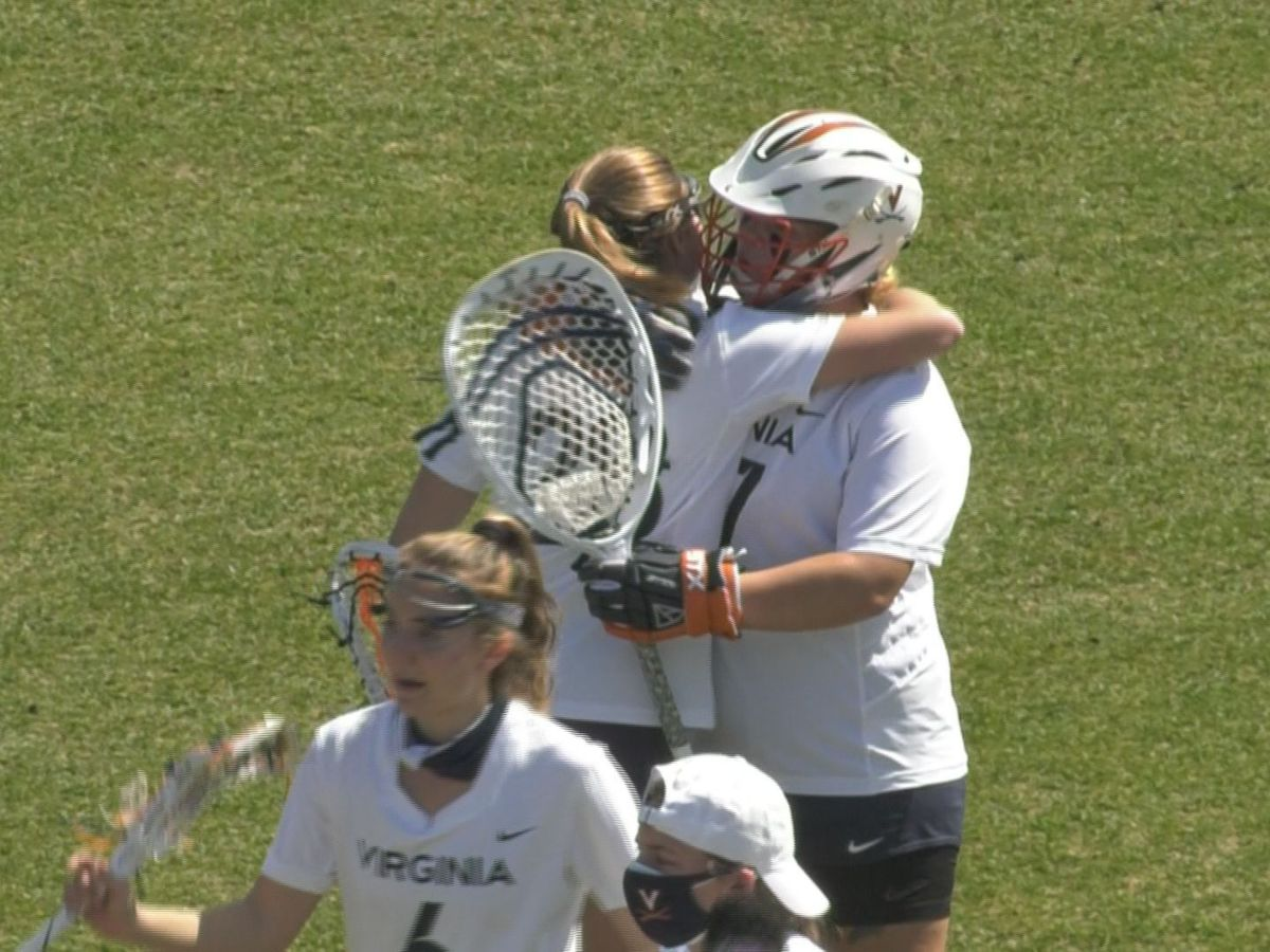 No. 7 UVA women's lax falls 15-12 at No. 3 Syracuse