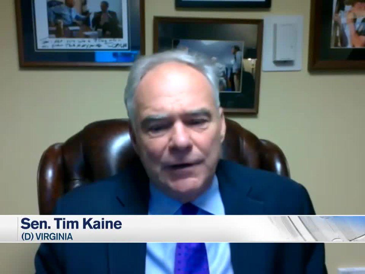 Kaine reintroducing Veterans Medical Marijuana Safe Harbor Act