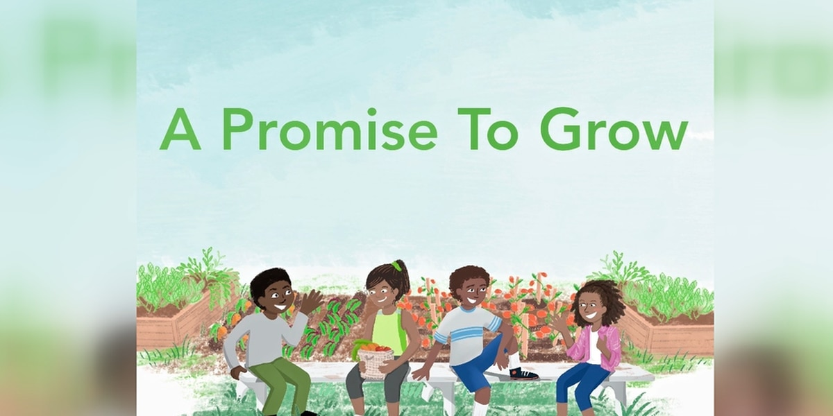 Virginia Humanities and City of Promise publish children's book for a good cause