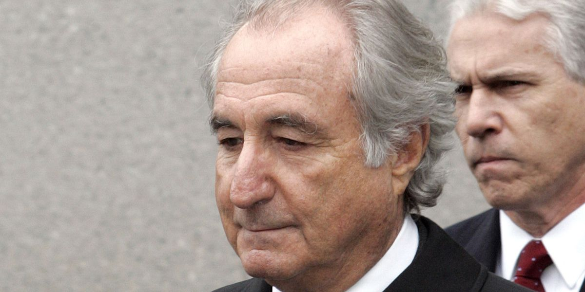 Ponzi schemer Bernie Madoff has died in a federal prison