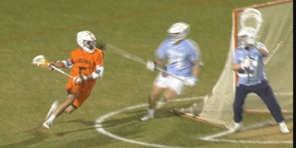 No, 6 UVA men's lax ready for rematch with No. 3 UNC