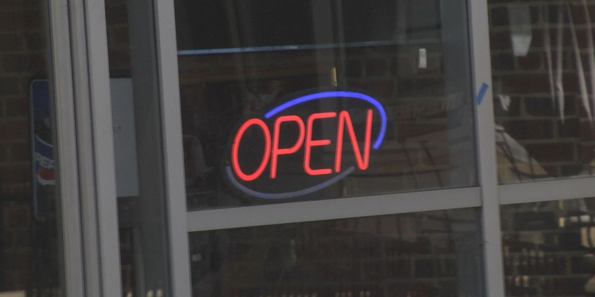 Business owner receives input from the community on potential reopening