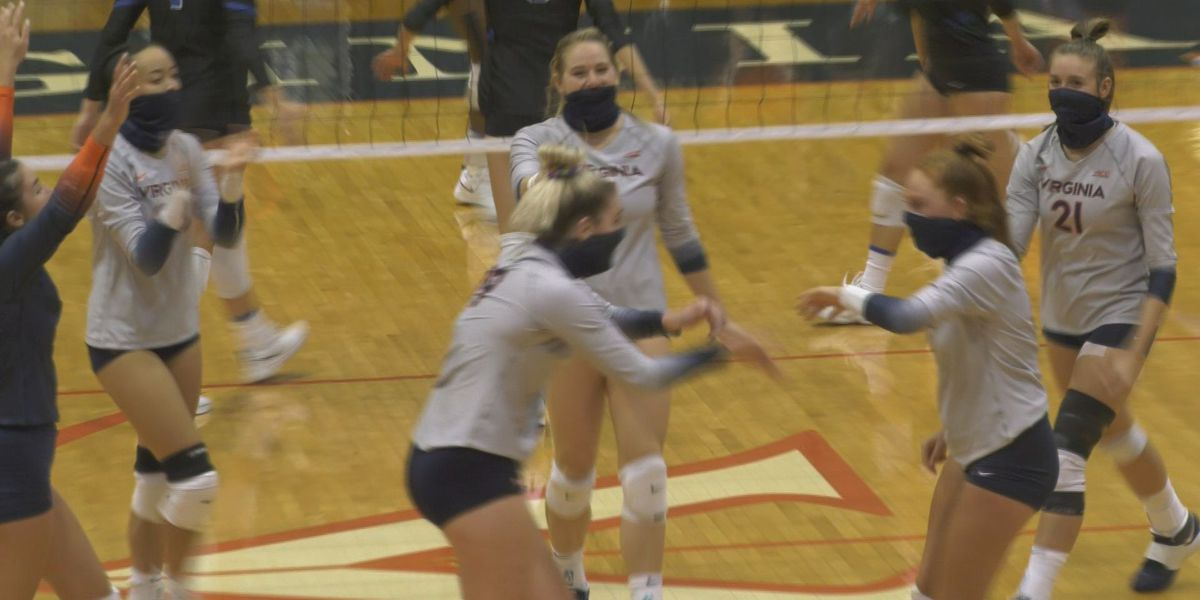 UVA Volleyball falls 3-10 in ACC opener against No. 14 Duke