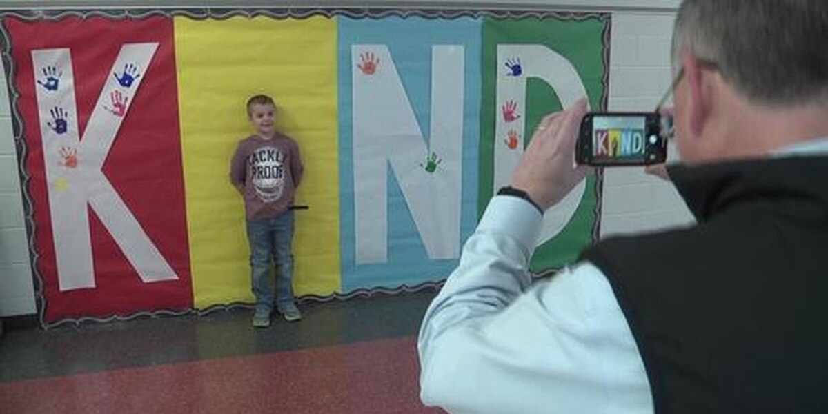 Augusta County students encouraged to engage in random acts of kindness