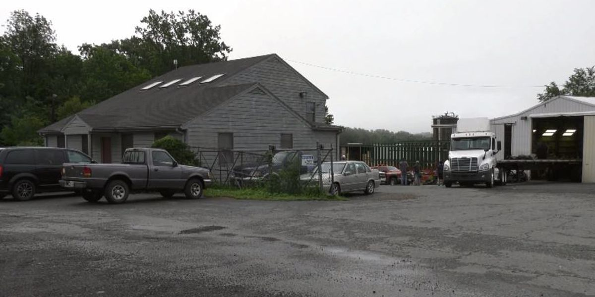 Albemarle Co. delaying action on Yancey Lumber