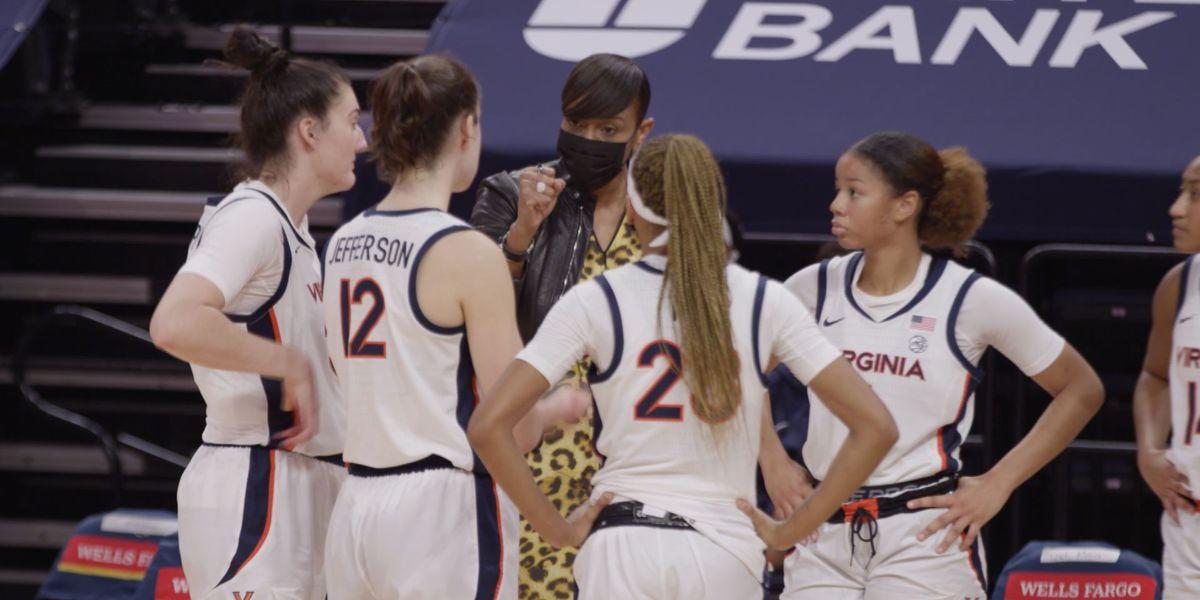 Big rally comes up short, as UVA women's basketball falls 54-51 against ECU