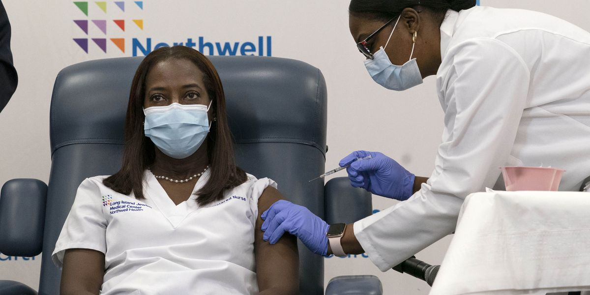 More than a dozen states to open vaccines to all adults
