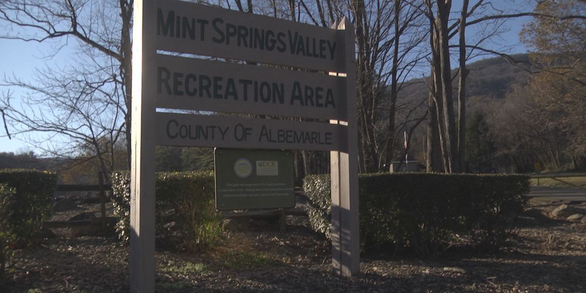 Mint Springs Valley Park closed Nov. 19 to replace culvert pipe at entrance