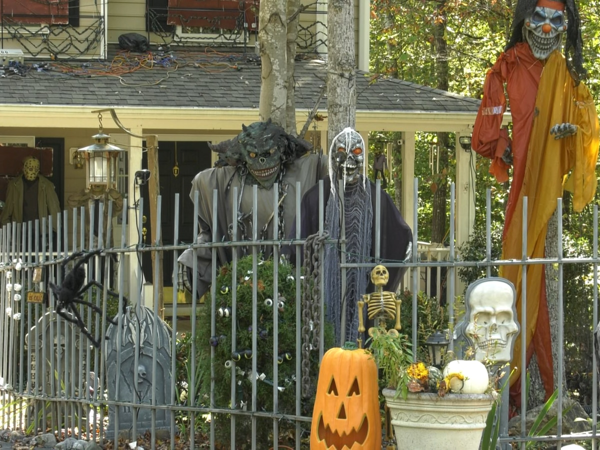Annual Fluvanna Co. Halloween light show begins Oct. 1
