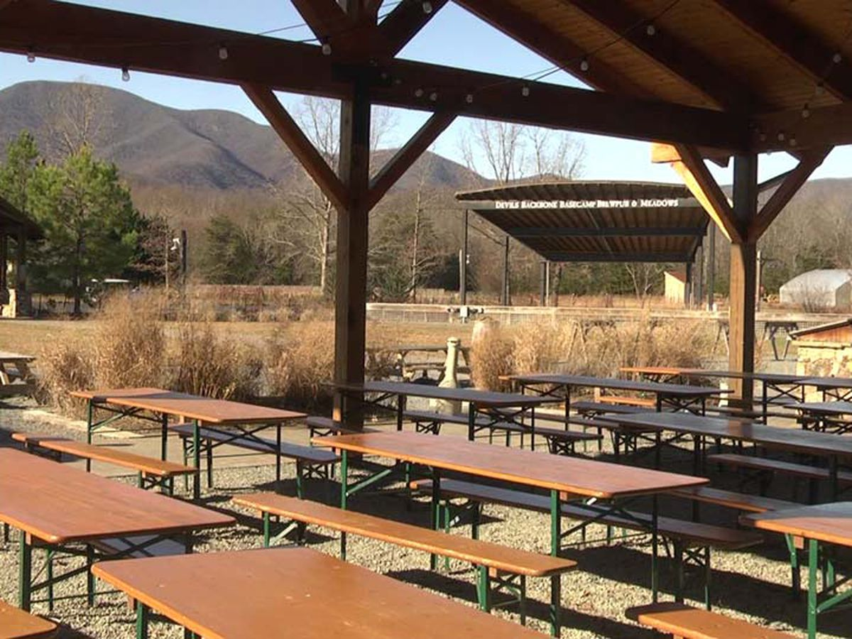 Devil's Backbone Basecamp Brewpub & Meadows location closed due to COVID-19