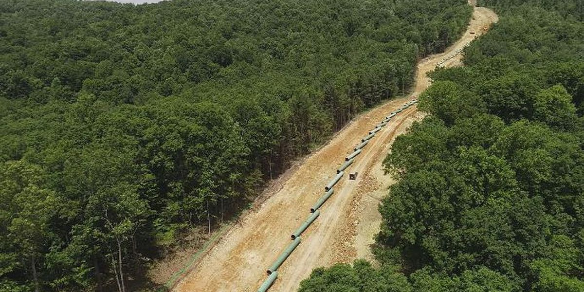 Forest Service allows Mountain Valley Pipeline project to move ahead
