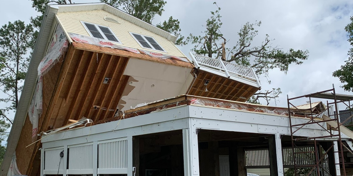 Isaias leaves destruction in Northern Neck through possible tornadoes