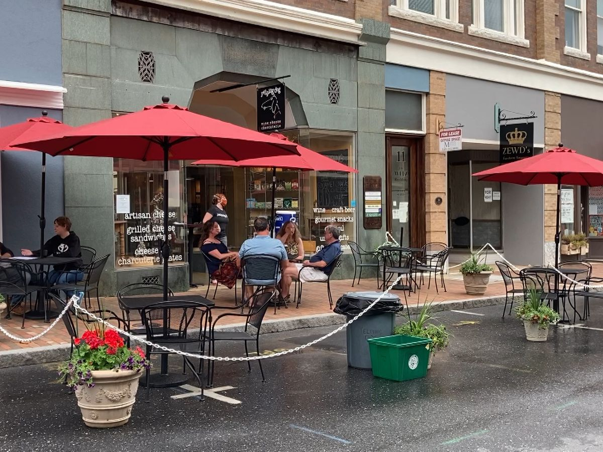 Staunton kicks off Dine Out in Downtown