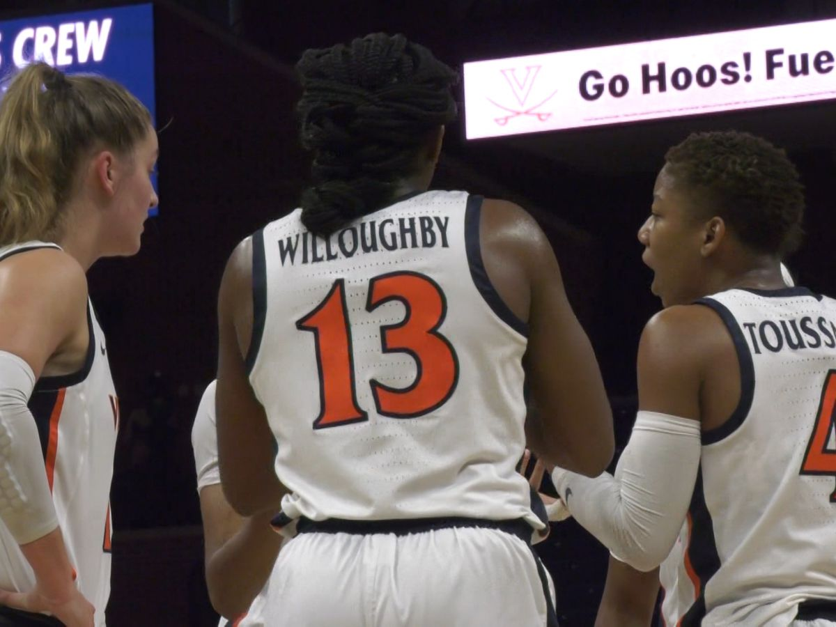 UVA women's basketball falls to rival Virginia Tech at home