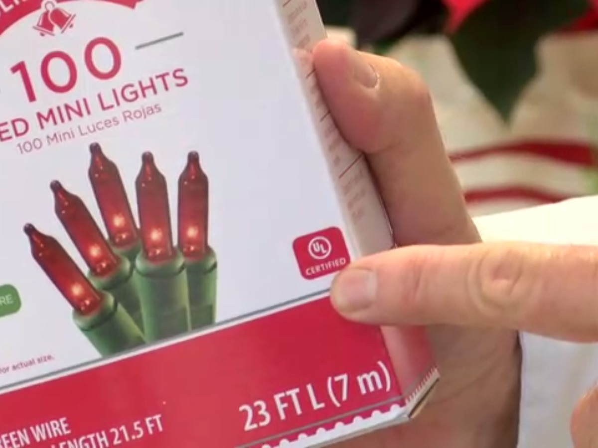 Fire safety tips for holiday decorating