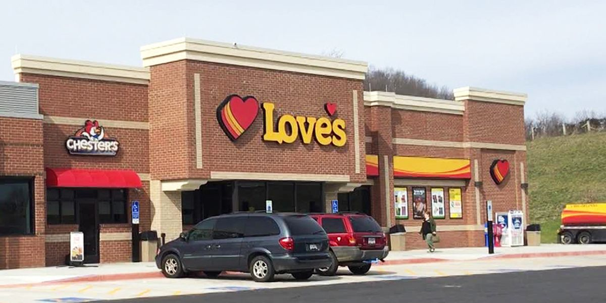 Love's Travel Stop opens new location in Greenville