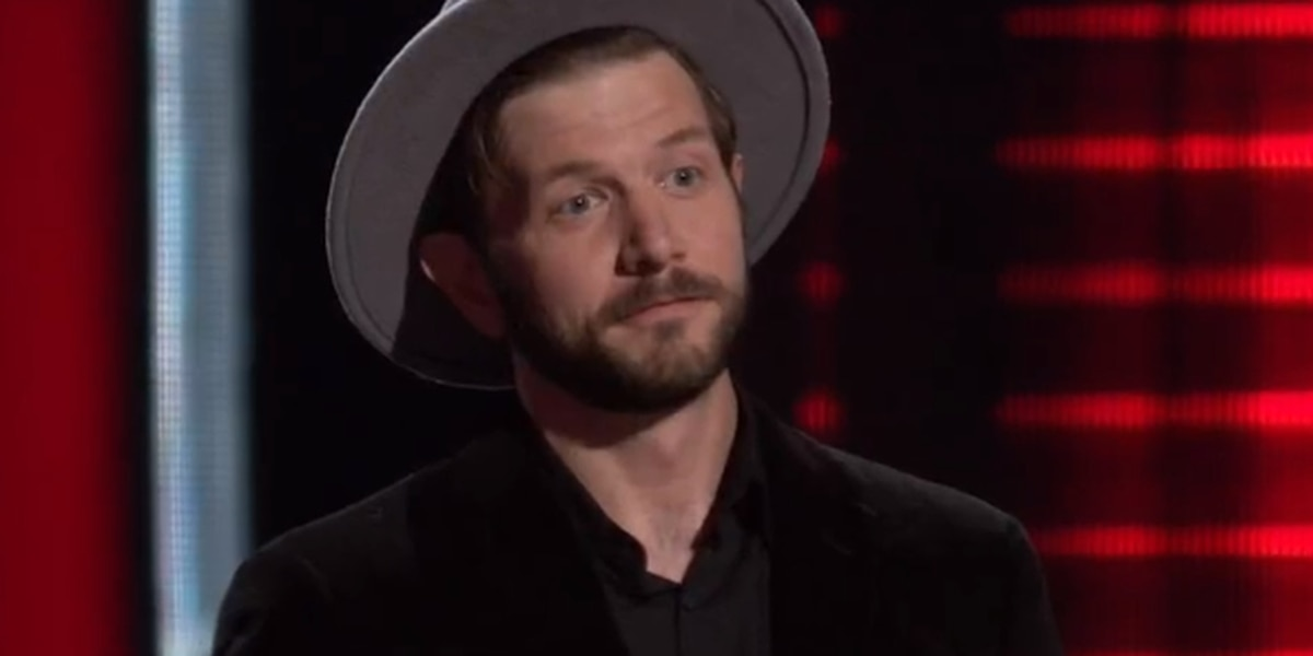 Richmond native nails 'The Voice' blind audition