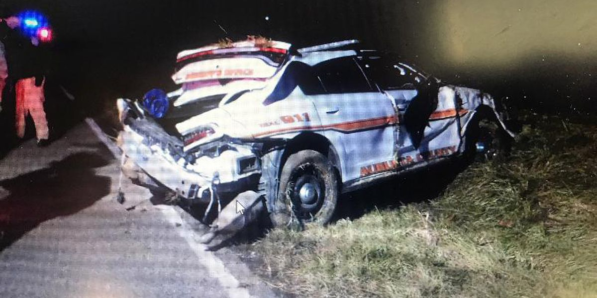 Augusta County deputy charged with reckless driving after crashing car responding to a call