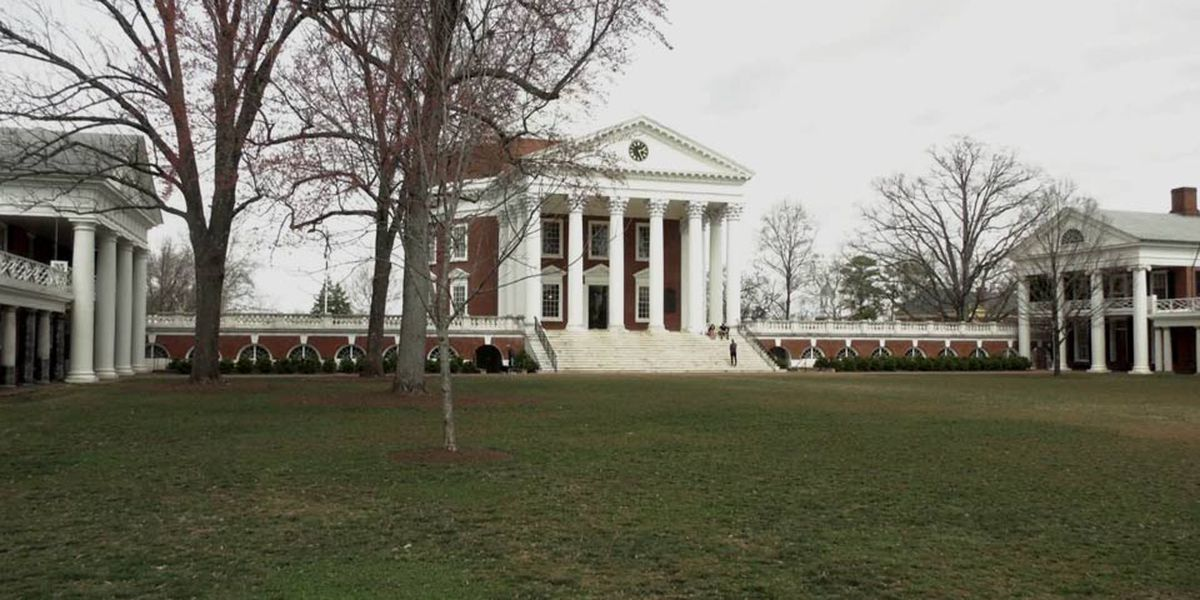 UVA not holding classes on Grounds for 'foreseeable future' due to coronavirus concerns