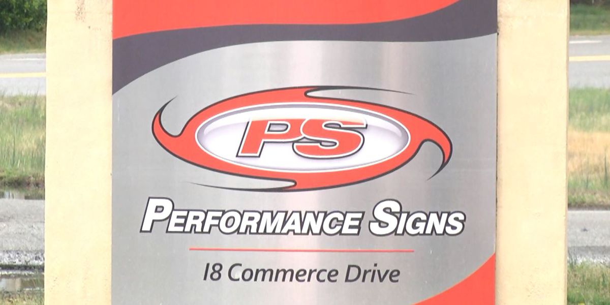 Performance Signs to print free signs for businesses in need
