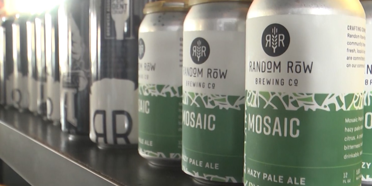 Random Row Brewing Co. launches beer delivery service with Blue Ridge Pizza