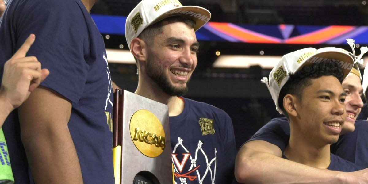 UVA is still the reigning champ, one year after winning its first-ever title