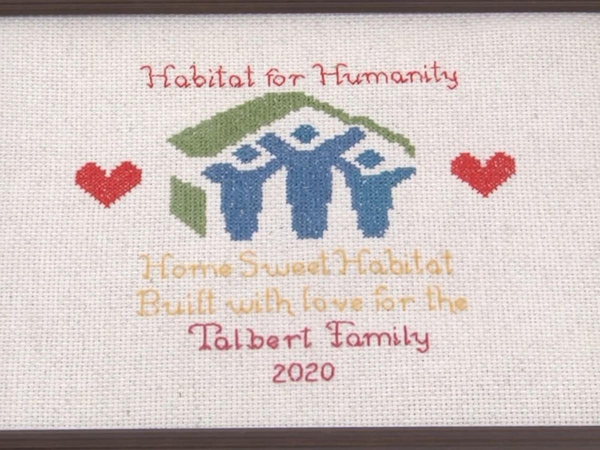 Charlottesville family celebrates first home purchased with help of Habitat for Humanity