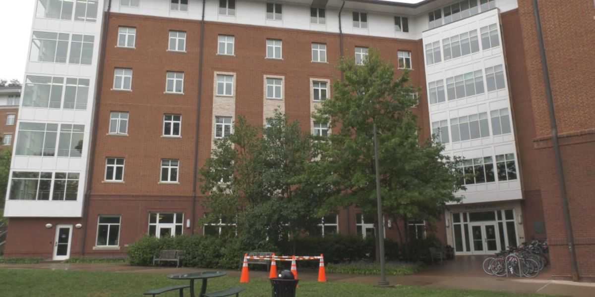 'Eerily silent': An experience from University of Virginia's quarantined dorm