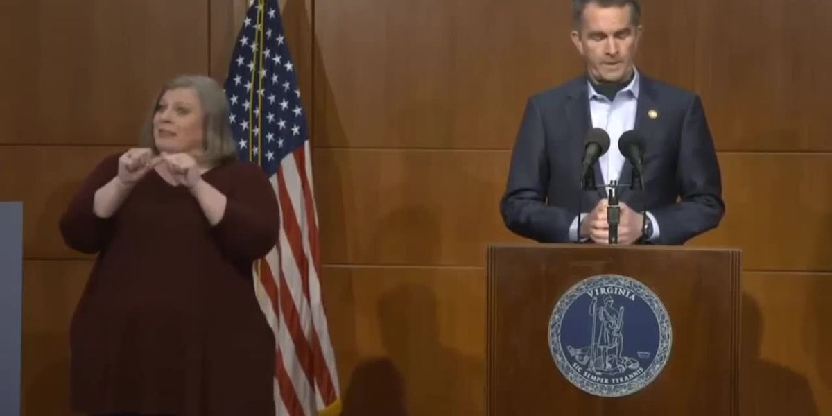 Gov. Northam extends executive order closing non-essential business to May 8