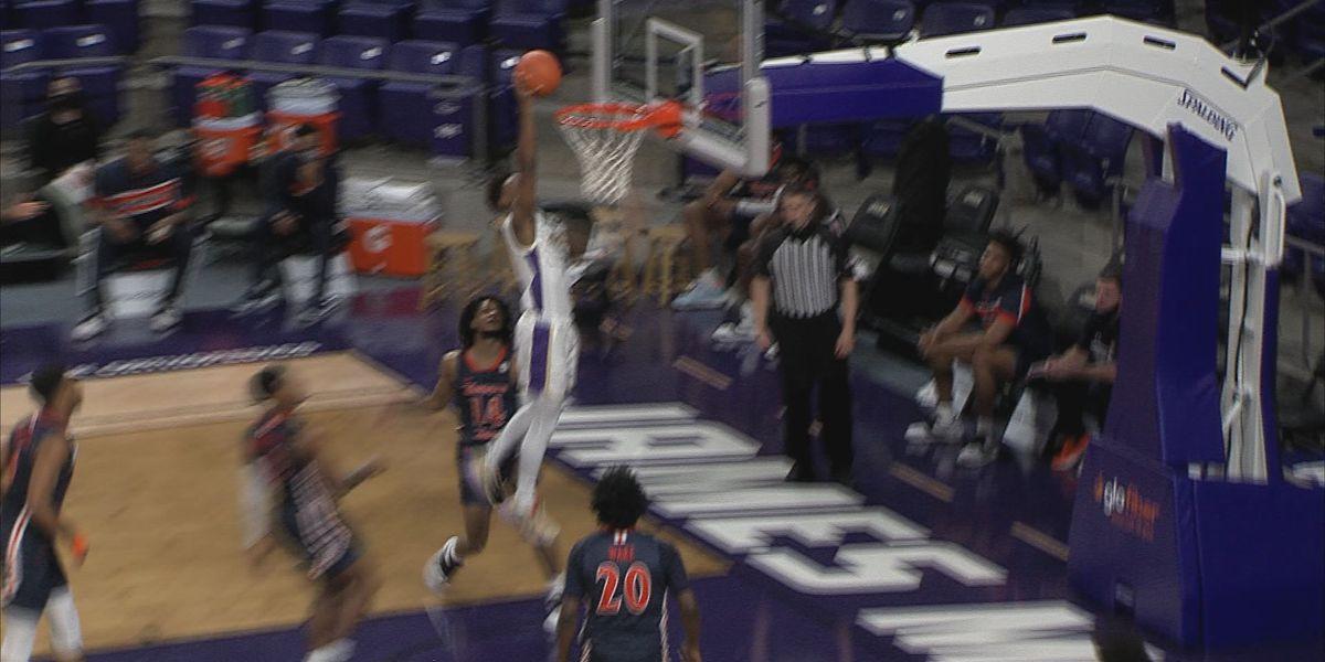 JMU men's basketball falls 80-73 against Morgan State