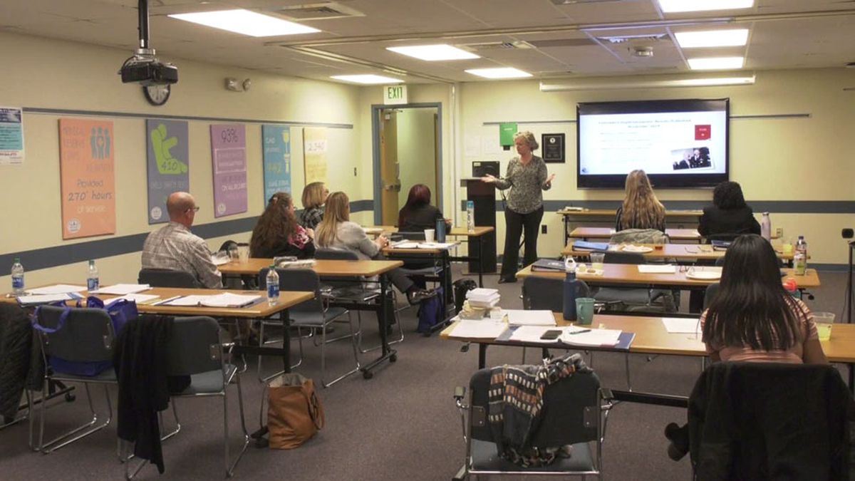 Charlottesville-area health district training to reduce tobacco use during pregnancies
