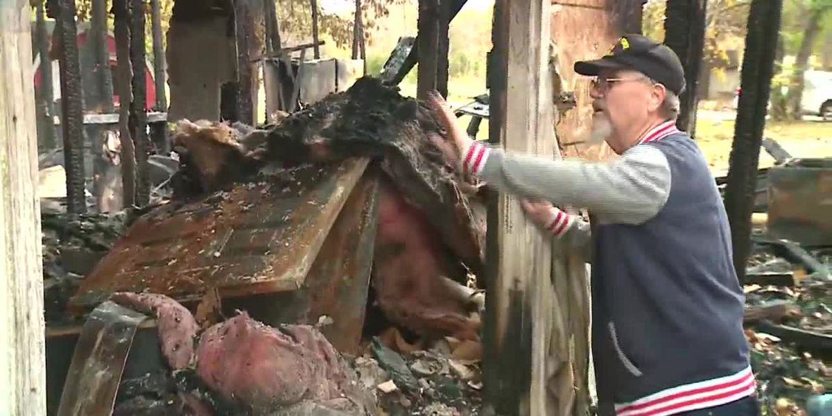 70-year-old veteran rushes into burning Ill. home to save neighbors
