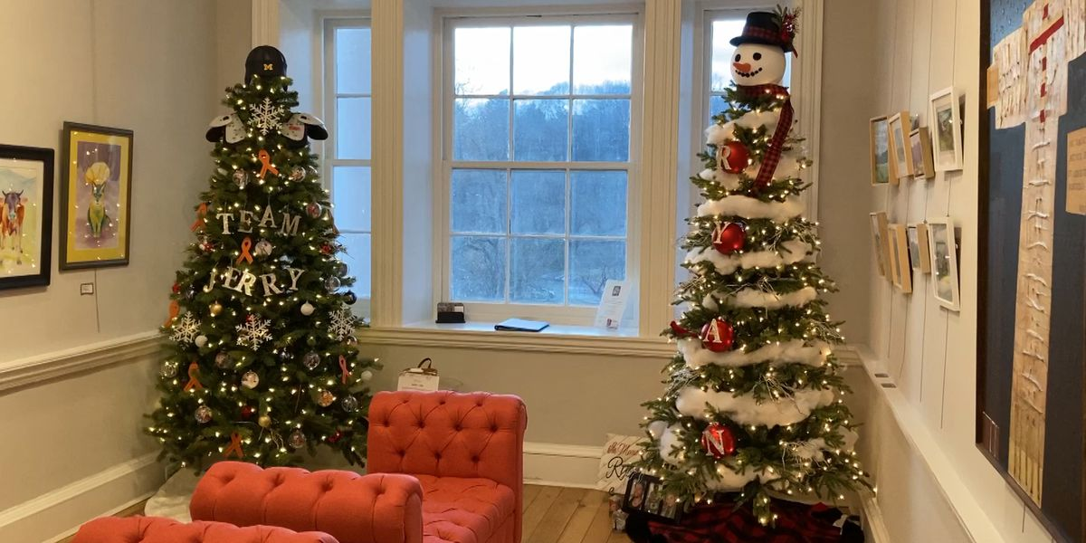 Staunton's Avenue of Evergreens benefits The MaDee Project
