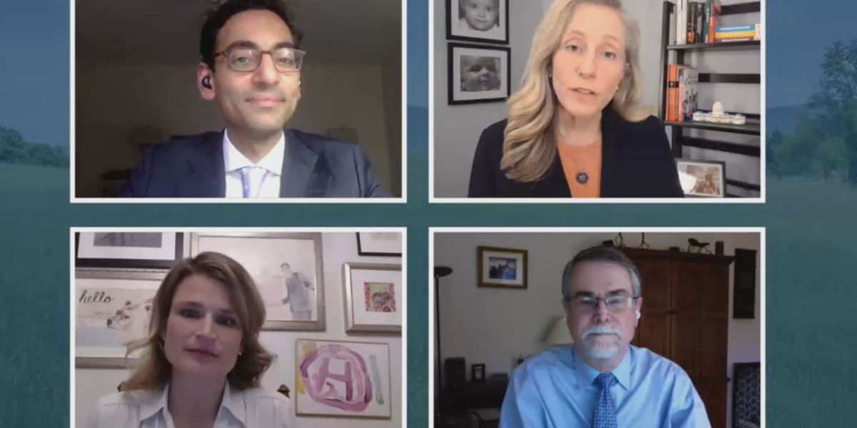 Rep. Spanberger hosts virtual town hall to discuss mental health during COVID-19 pandemic