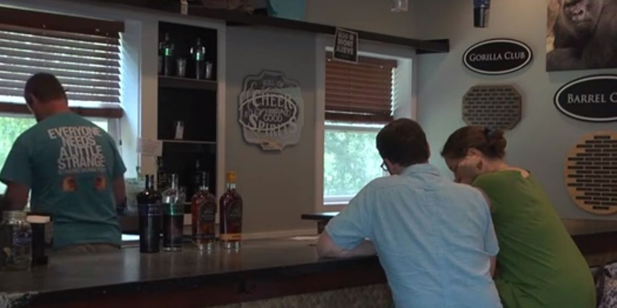 Nelson Co. distillery making hand sanitizer to help fight spread of coronavirus