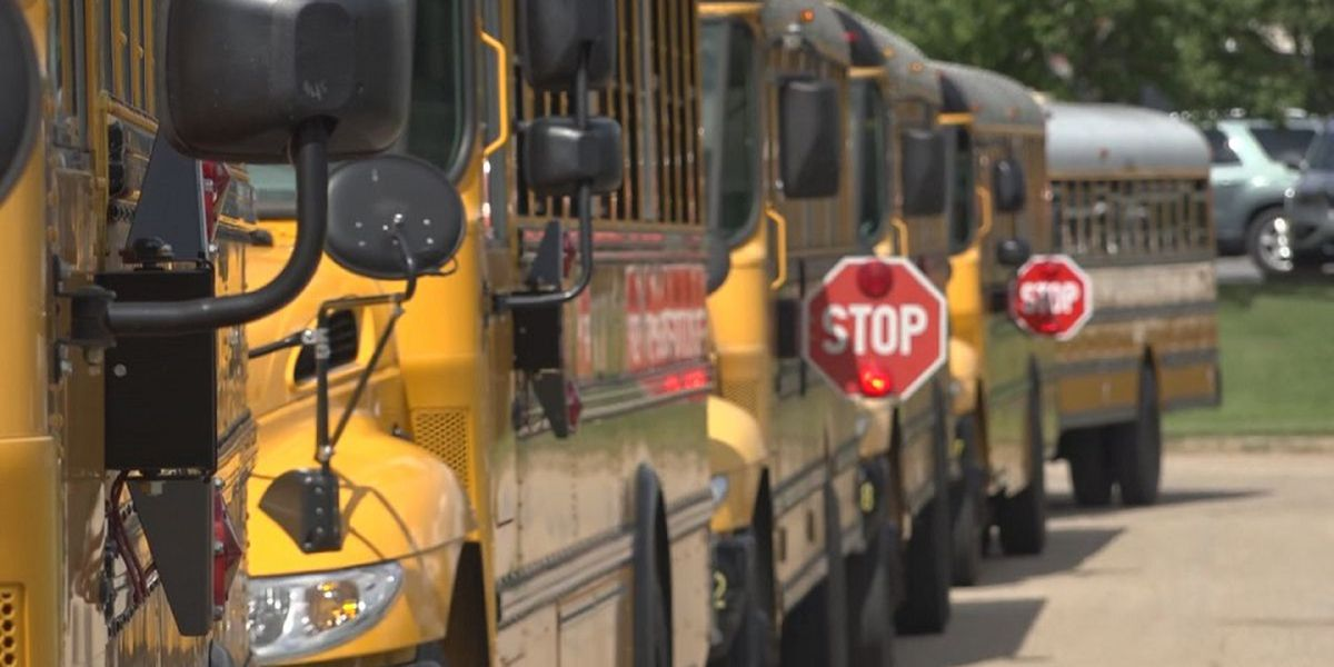 Struggling high school students back to the classroom in Harrisonburg