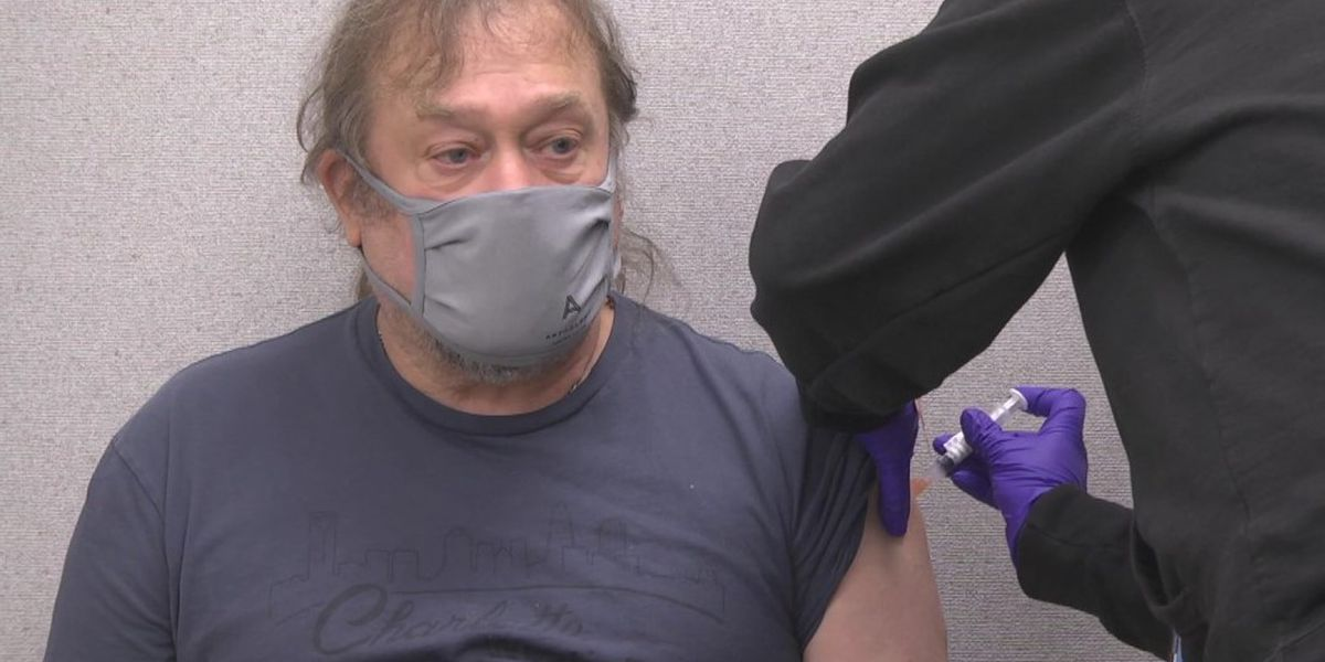 Central Virginia VA Health Care working to get veterans vaccinated