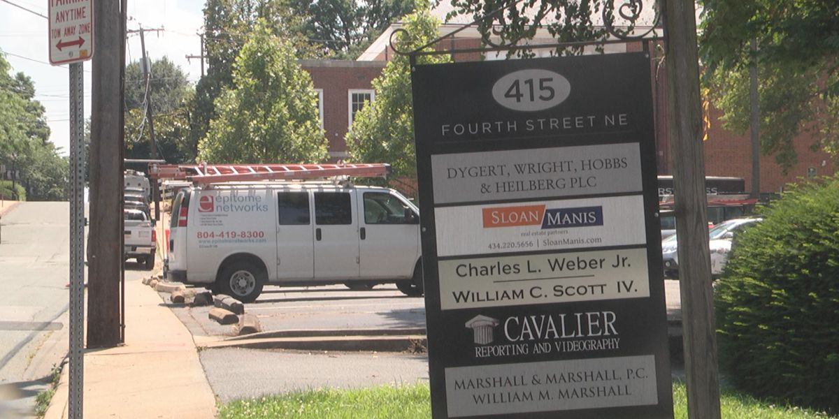 Court Filing: $500K embezzled from Charlottesville law firm by former employee