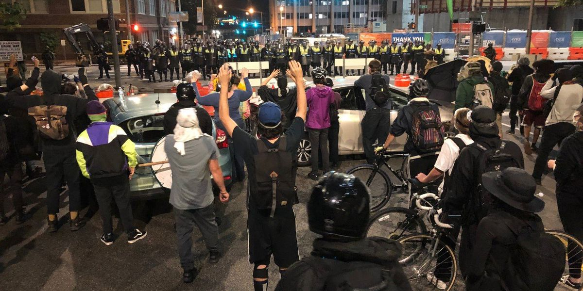 ACLU files lawsuit against police, City of Richmond on behalf of protesters