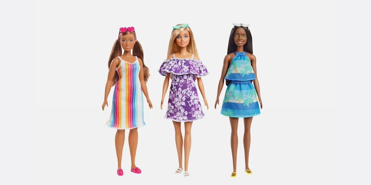 Mattel releases new Barbie doll line made of recycled plastic