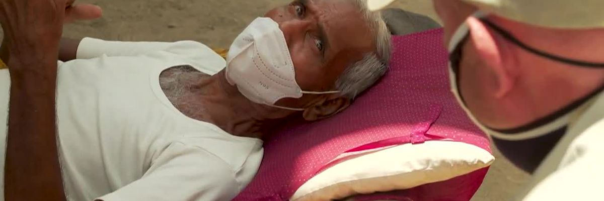 Indian villages hit hard by surge as COVID death toll soars