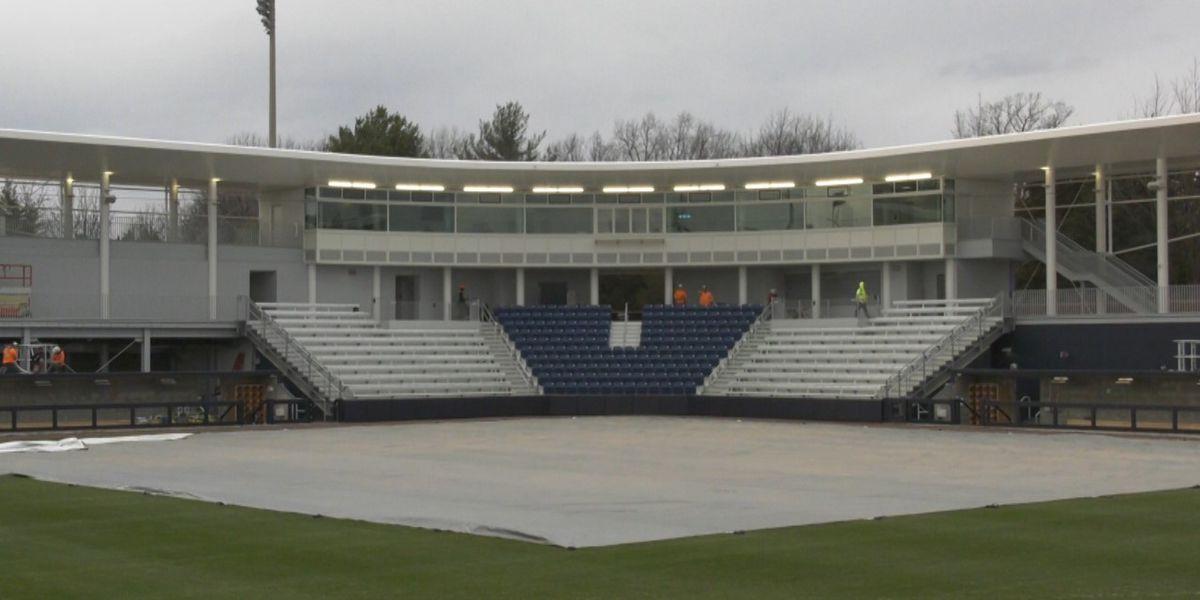 Palmer Park ready to be revealed