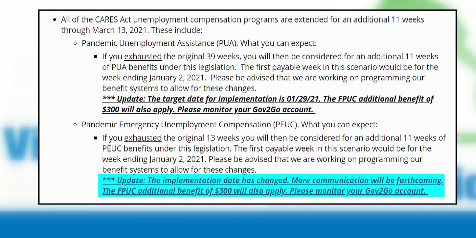 'It's just not acceptable': Implementation of PEUC unemployment benefit program delayed, again