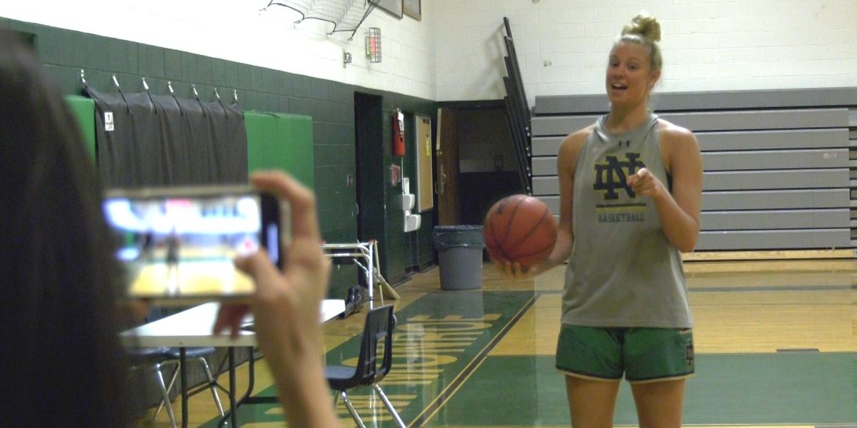 Stay Fit With Sam: Former WMHS star Samantha Brunelle helping kids stay active while out of school