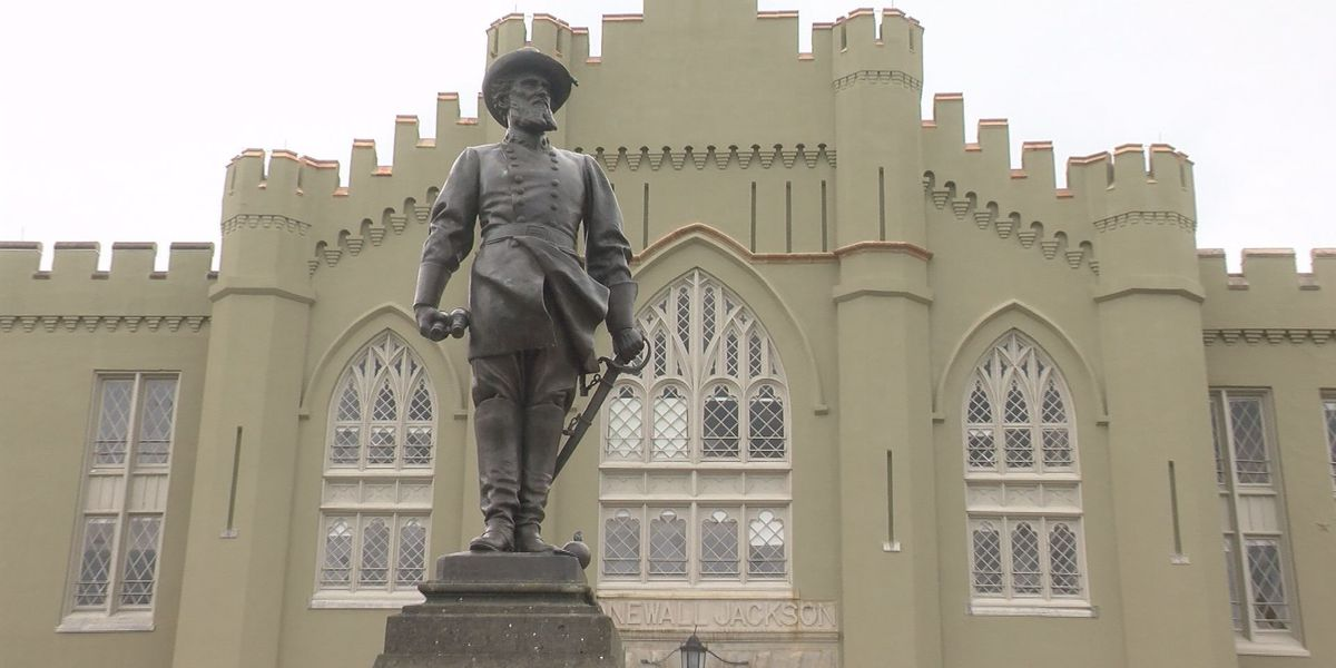 VMI votes to move Stonewall Jackson statue