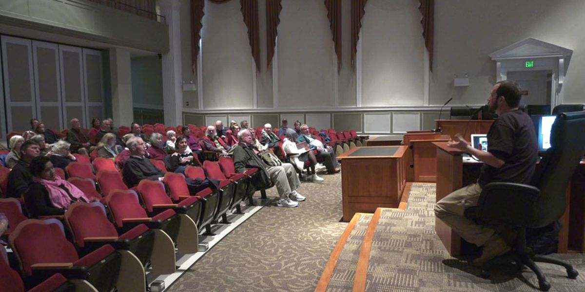 Albemarle Co. hosts latest Court Square Community Conversations session
